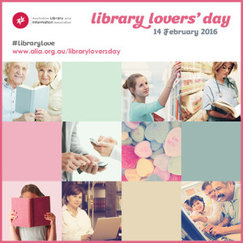 Library Lovers 2016